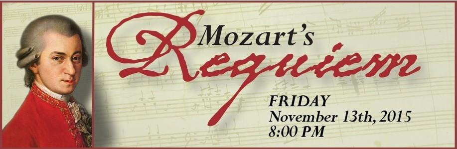 Mozart requiem Slider